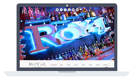 Grafica Royal art cafe